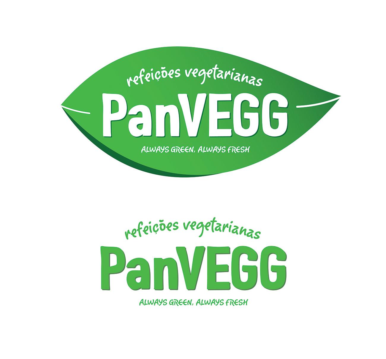 logotipo refeições panvegg