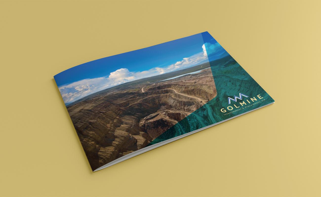 brochura Golmine