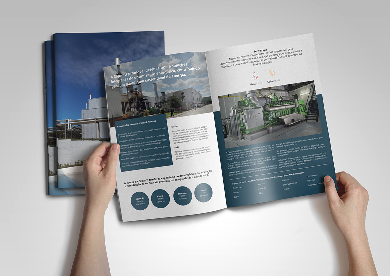 capwatt brochura