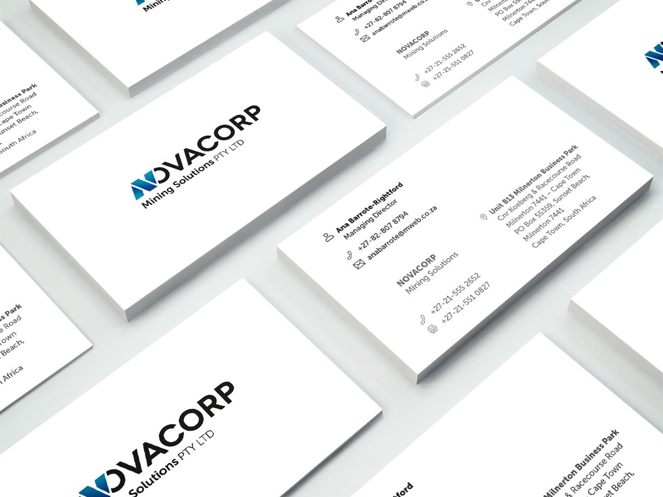 Novacorp . raulpinadesign