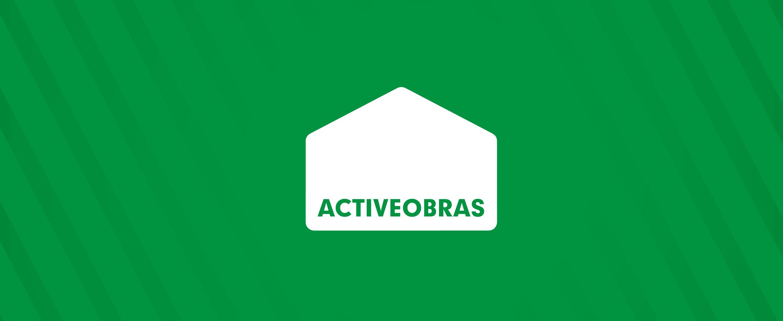 design gráfico Active Obras