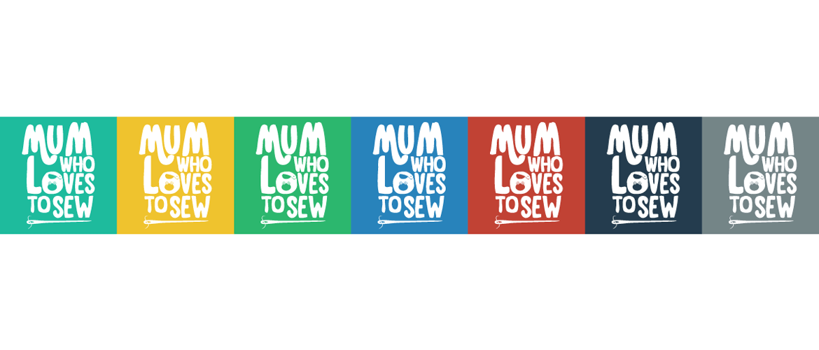 design gráfico Mum who loves to sew
