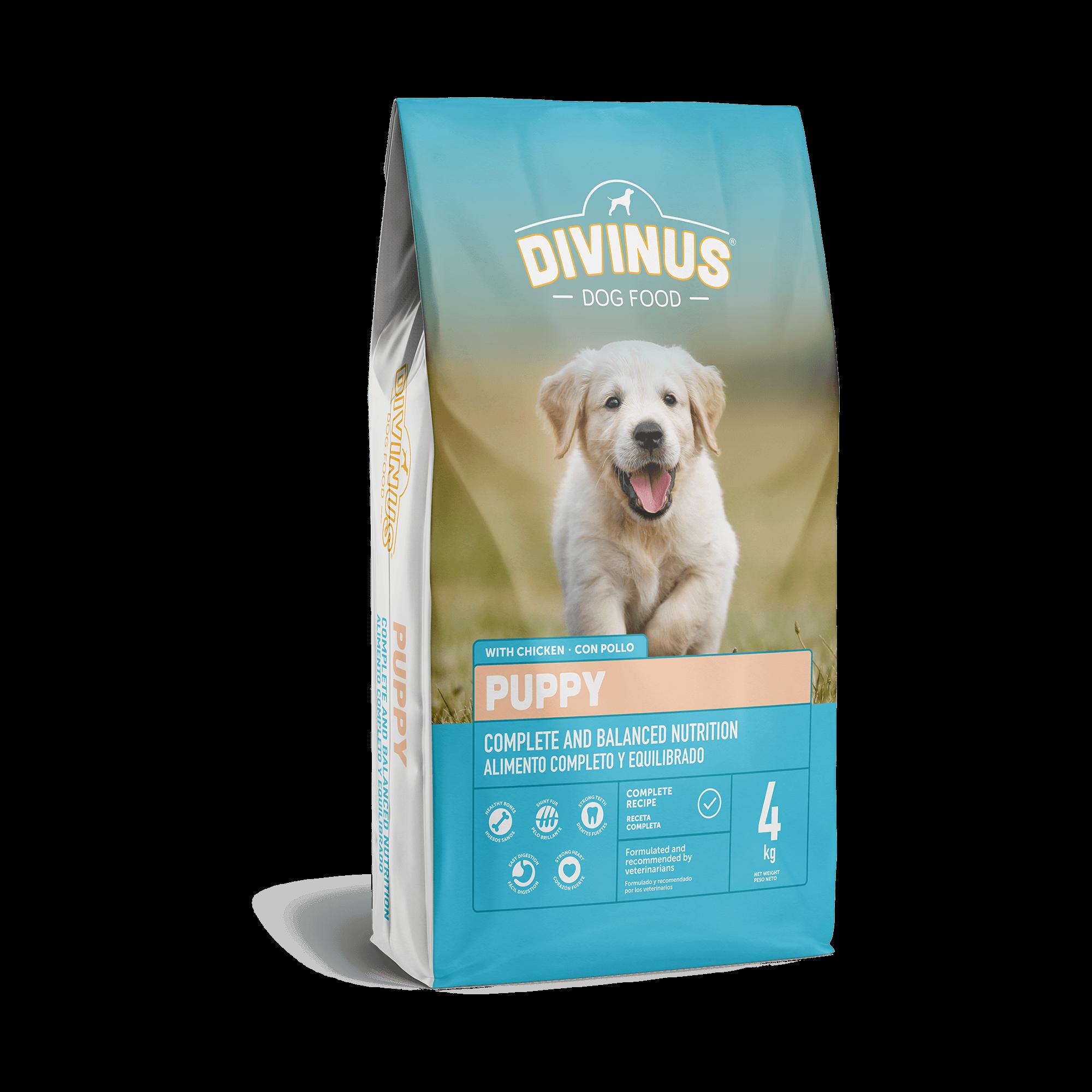 design embalagem ração animal