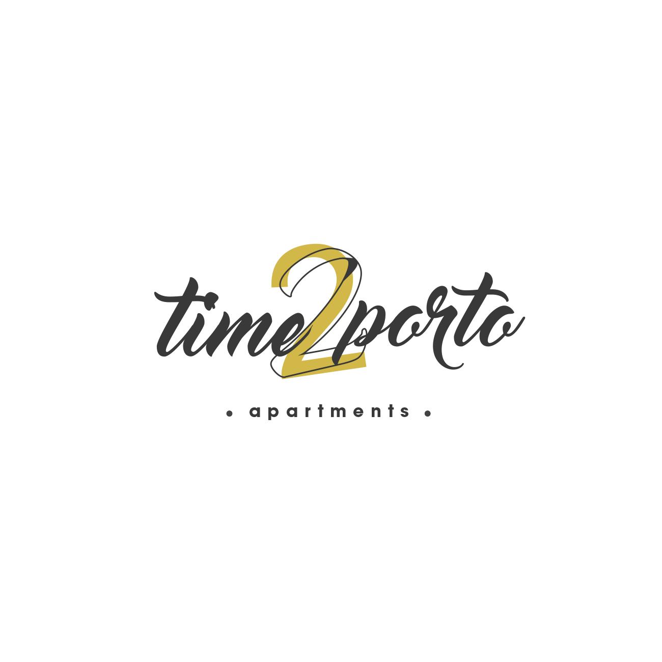 Logotipo alojamento local time2porto