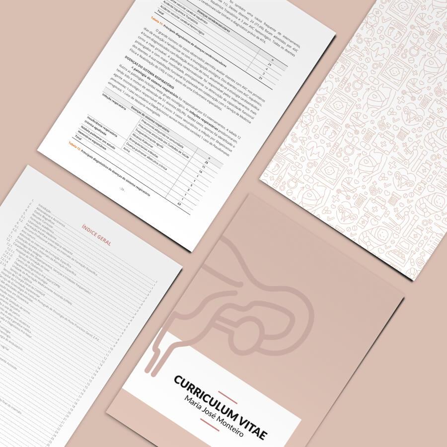 Curriculum vitae PARA INTERNATO MÉDICO, CV'S TÉCNICOS E PROFISSIONAIS . raulpinadesign