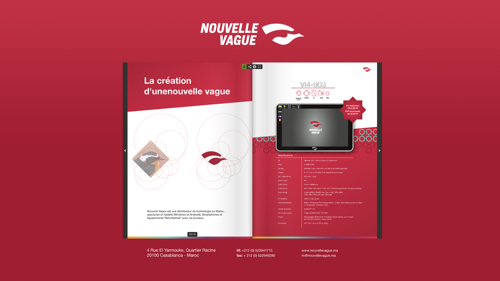 brochura tecnologia