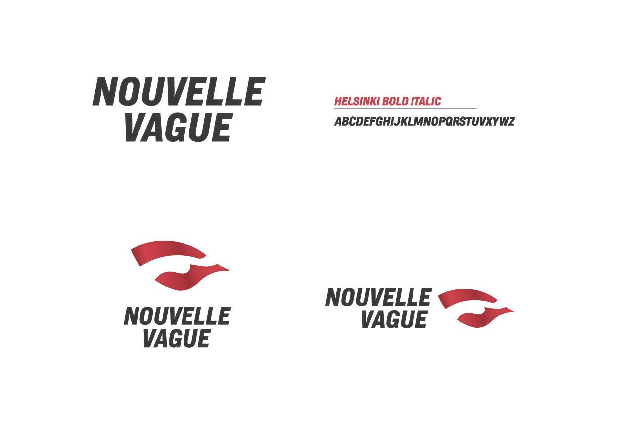 detalhe logotipo tecnologia nouvellevague