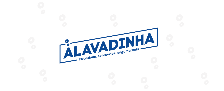 logotipo lavandaria