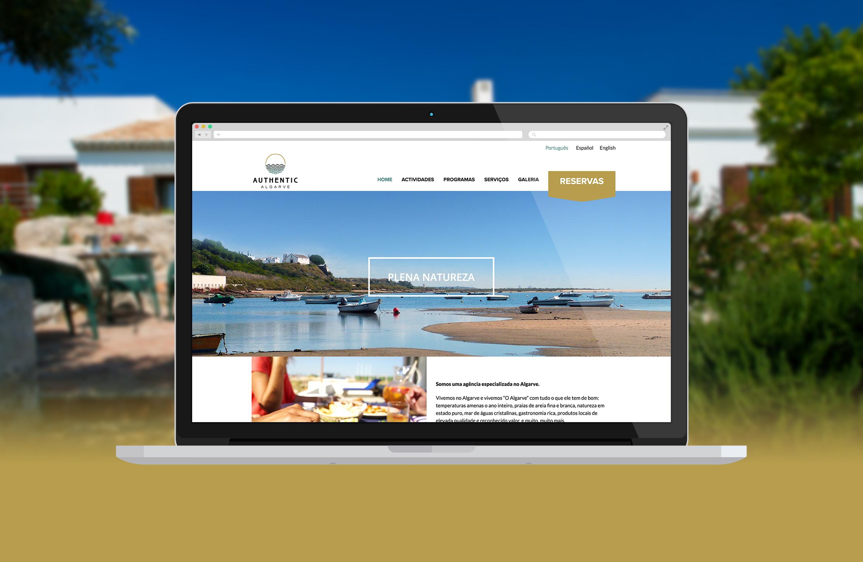 Website authenticalgarve alojamento hotel