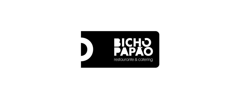Logotipo bicho papão restaurante