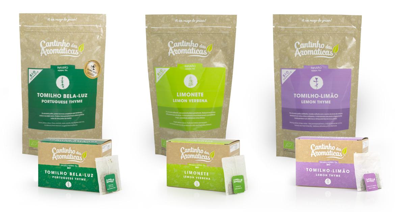 Design de Embalagem Agricultura biológica