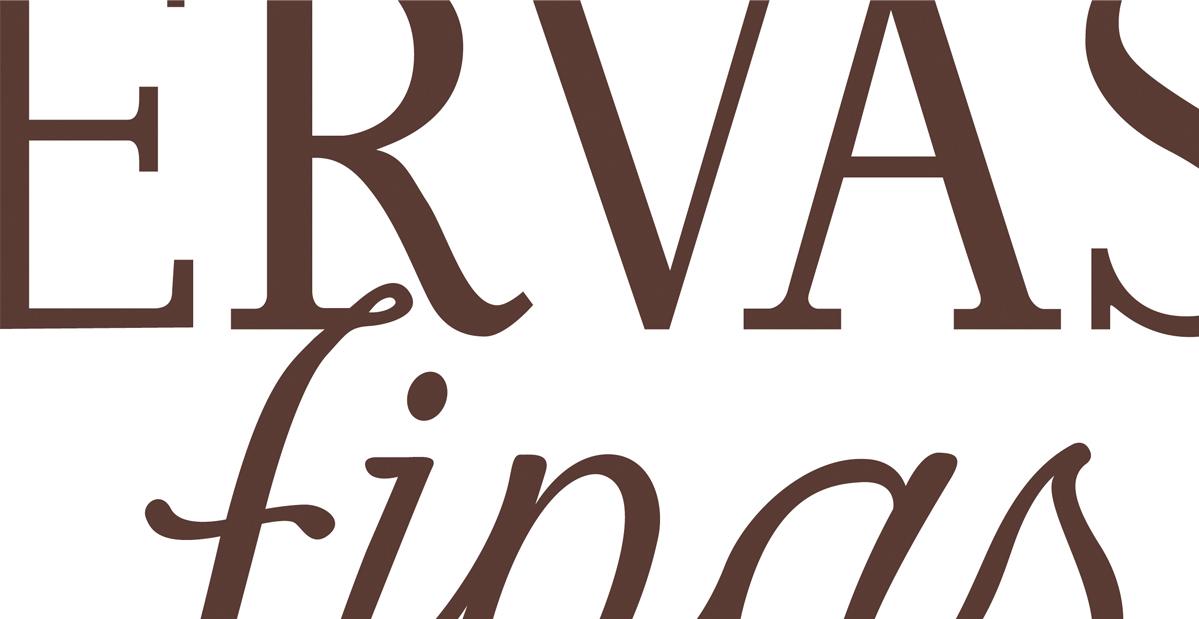 ervasfinas detalhe logotipo