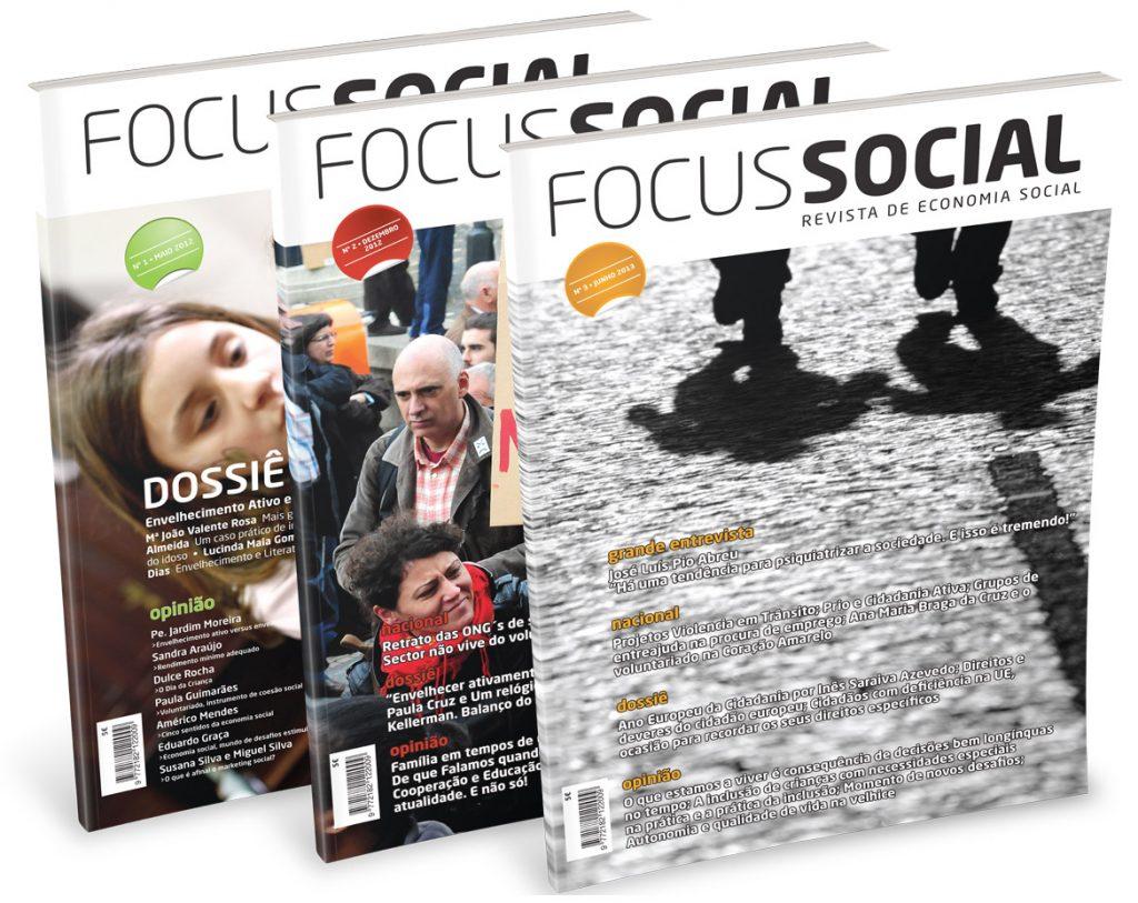 focussocial revista paginação
