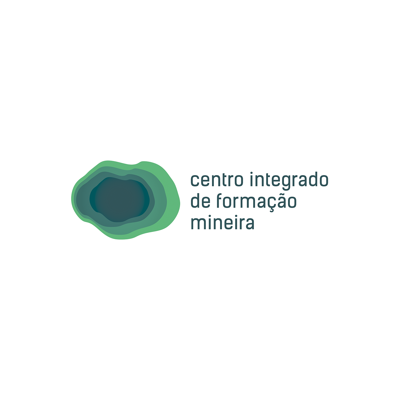 Logotipo centro formacao mineira