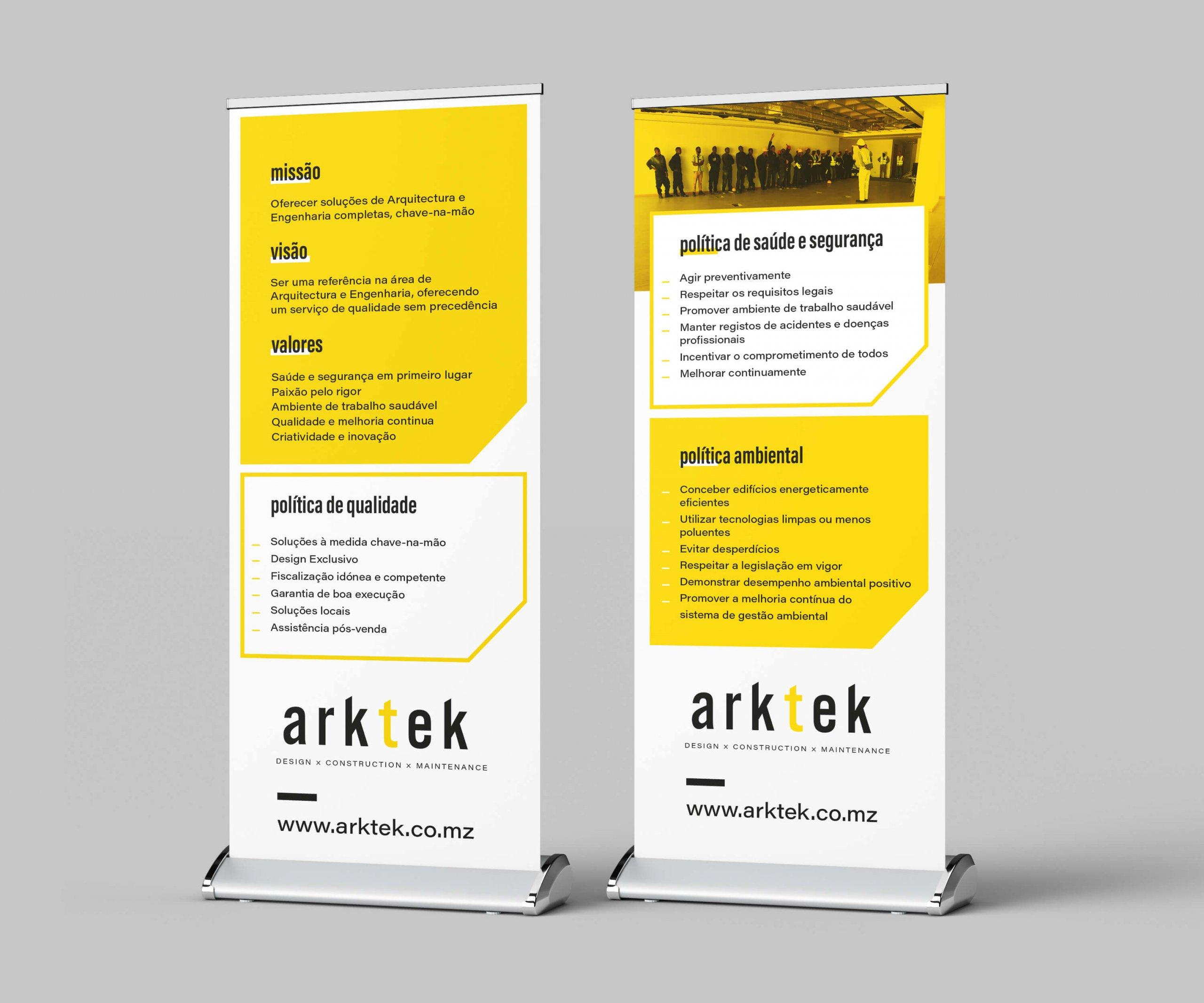 Arktek . raulpinadesign